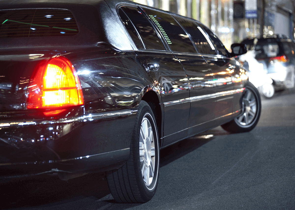 Above The Rest Transportation - Lincoln Town Car